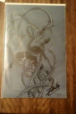 Amazing Spiderman issue 600 Dynamic Forces Variant Stan Lee Signed