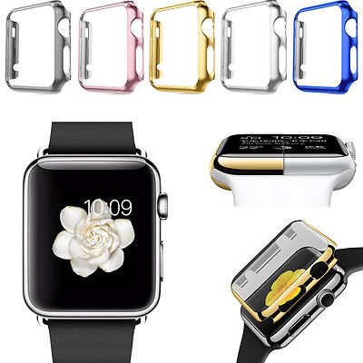 For Apple Watch Series 2 /1 Full Body Cover Snap On Case+Screen Protector