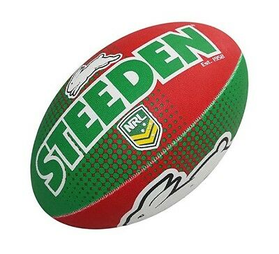 New Steeden Souths Rabbitohs Supporter 11 Inch Ball
