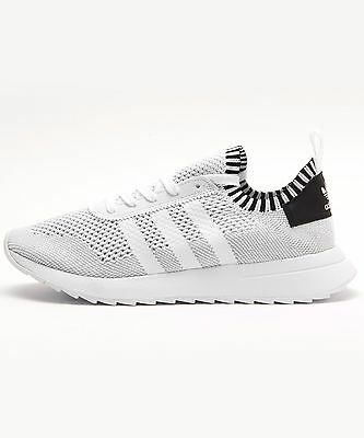 dc0bd887a1d9  Adidas  BY2792 Primeknit Flashback Men Women Running Shoes Sneakers White