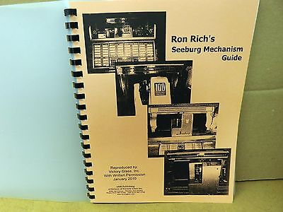 Seeburg Jukebox Mechanism Guide Manual By Ron Rich