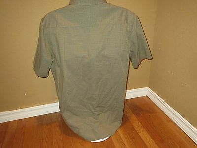 Men 39 s merrell button up shirt size xl 60 cotton 40 for Nice mens button up shirts