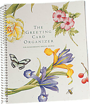 Month By Month Card Organizer