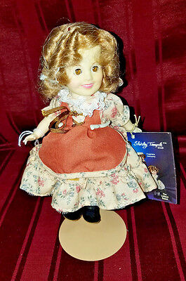 """Ideal Shirley Temple Collector's Doll Series- 13""""- Suzannah- 1983"""