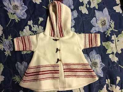 "American Girl,pleasant Company 18""doll Clothes,new Kirsten Winter Coat"