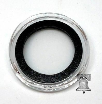 Air-tite 41mm White Ring Coin Holder Capsules 25
