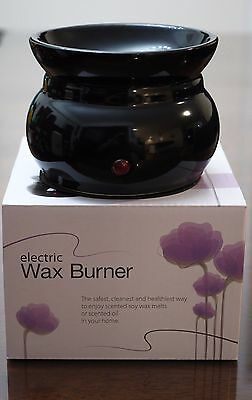 Electric Scented Soy Wax Melts Aromatherapy Oil Burner Wax Warmer Essential OilB