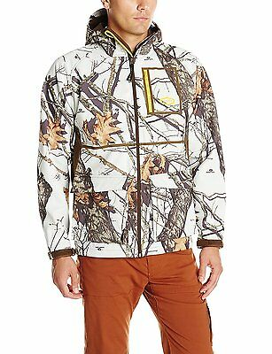 Yukon Gear Men's Waylay Soft Shell Winter Jacket Hunting Hiking Camping Fishing