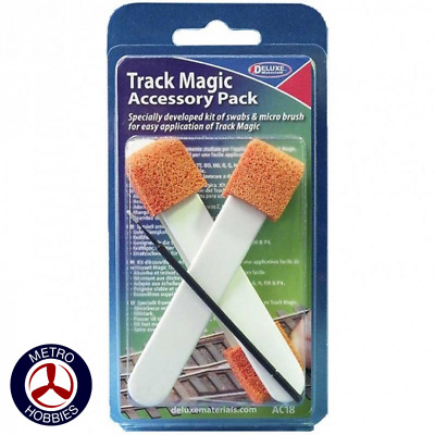 Deluxe Materials Track Magic Accessory Pack DM-AC18 Brand New