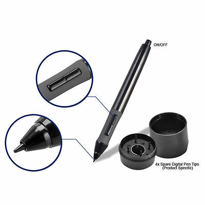 Professional PEN-68 Huion Wireless Graphic Drawing Digital Stylus Pencil For Pad