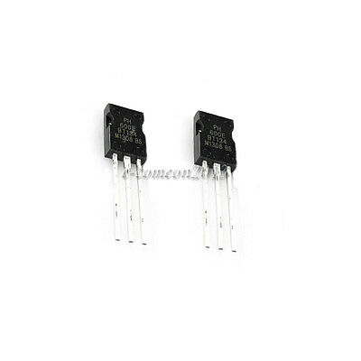 10PCS BT134-600E Triac 600V 4A TO-126
