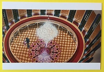 BEAUTY AND THE BEAST Concept Art POSTCARD Ballroom DISNEY New PALACE Belle 025