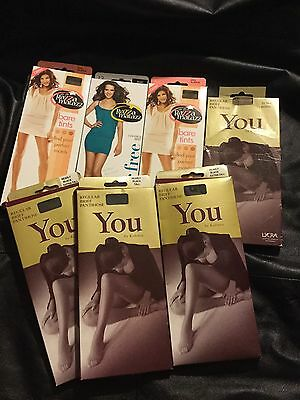 7 X Top Of The Range Mixed Lot Of Pantyhose Stockings Tights