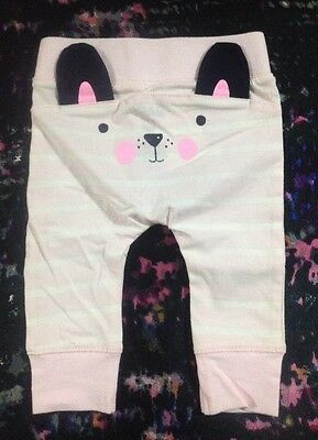 Cotton On Baby Girls Pants Leggings 3-6 Months 00 New