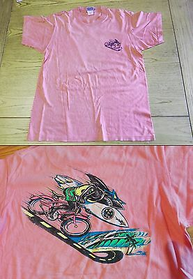 MAUI & SONS-T Shirt-VERY Rare and wonderful- vintage 80's