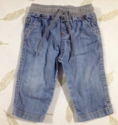 Fred Bare Baby Boys Soft Jeans Size 0