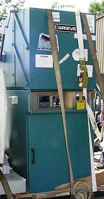 Grieve Bench Furnace Model #BF121212 3000o F. Item #8665