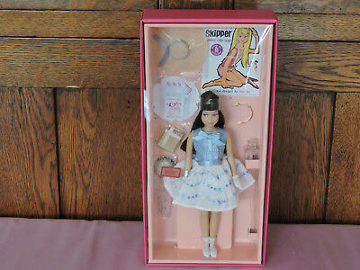 New 2014 Skipper 50th Anniversary Doll -Brunnette-BDH31--Sold out from Mattel