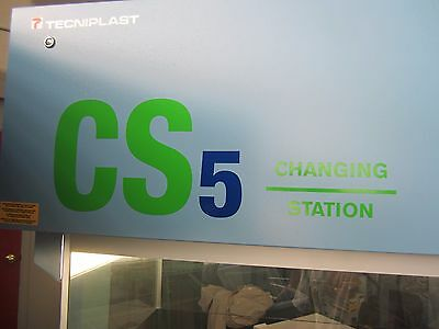 Tecniplast CS5 Changing Station Extractor Hood - Tested - Local Pick-up Only!