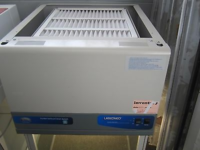 LabConCo PCR Cabinet Vent Hood  #3970200 -Tested-Working - Local Pick-up Only!