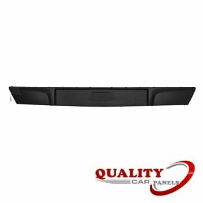Front Bumper Plate Holder Moulding Grille Backing Vauxhall Corsa D 2011-2014 New