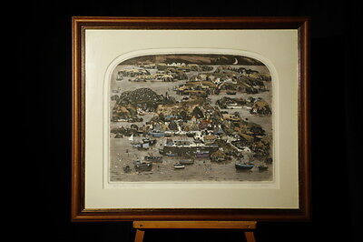 Graham Clarke Hand  Signed In Pencil Original Artist Proof Etching 2.