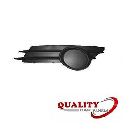 Front Bumper Fog Grille Without Fog Hole N/S Left Vauxhall Corsa D 2007-2011 New