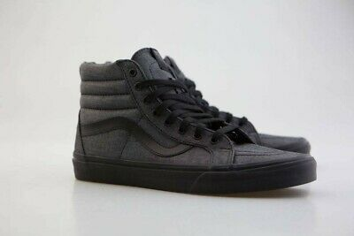 c3857dad37 MENS VANS SK8-HI Slim Zip Baron Von Fancy White Black Pink ...