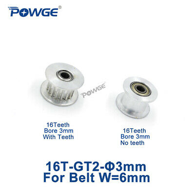 10x gt2 timing pulley 20 teeth bore 5mm 8mm for gt2 synchronous belt 2gt bel CL
