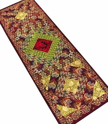 """60"""" Rare Indian Art Décor Antique Sari Border Embroidery Wall Hanging Tapestry"""