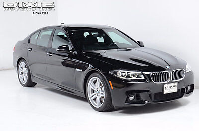 2014 BMW 5-Series M Sport * Navigation * Turbo Diesel * $69625 MSRP 535d Turbo Diesel * M Sport * Navigation * BMW Lease Return * $69625 MSRP ***