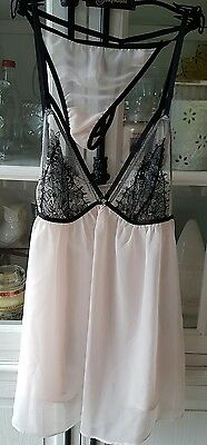 Brand New Bras N Things Tilly Devine Babydoll Set Size 14  RRP$49.99