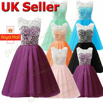 Girls Flower Dress Bridesmaid Party Princess Prom Wedding Children's Day Dress