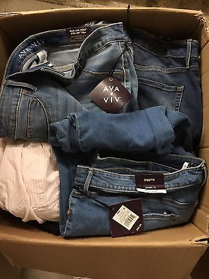 NEW WITH TAGS 1,547 pcs Wholesale Mixed Lot of Men's Women's Kids Clothing SAVE