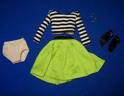 """Party all Night Stripes Cami outfit Only Fit 16"""" Antoinette Jon Tonner doll"""