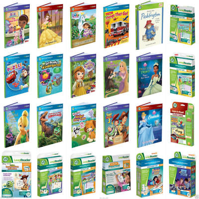 LeapFrog LeapReader Books **BRAND NEW**  (works with TAG)