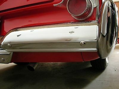 1957 1958 Plymouth Fury Belvedere Savoy Christine Rear Valances Reproduction
