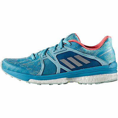 f4f39498c NEW Adidas Supernova Sequence 9 Womens Running Shoes AQ3553 Blu Sil Sz 5.5