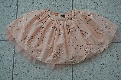 NEW Mamas and Papas Party Girls Special Occasion Cotton Net Tulle Skirt 18-24 M
