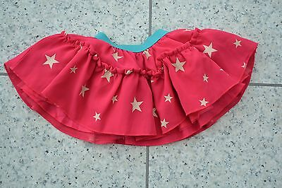 NEW Mamas and Papas Party Girls Special TUTU Net Pink Star Tulle Skirt 0-3 M