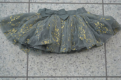 NEW Mamas & Papas Party Girls Special Occasion TUTU Net Tulle Skirt 3-6 Months