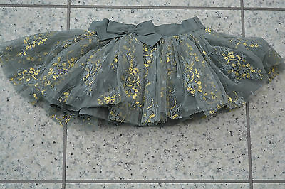 NEW Mamas and Papas Party Girls Special Occasion TUTU Net Tulle Skirt 3-6 Months