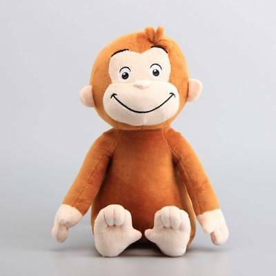 Peluche Scimmia Curioso Come George Curious Plush 30 Cm Gia' In Italia 2