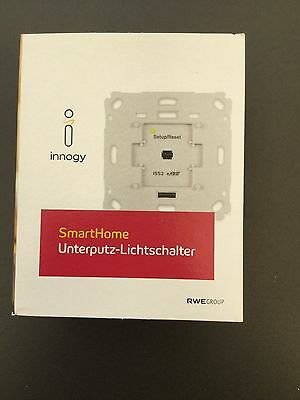 innogy smarthome unterputz lichtschalter iss2 hausautomatisierung neu eur 31 22 picclick de. Black Bedroom Furniture Sets. Home Design Ideas