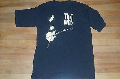 The Who North American Tour 2002 Men's T-Shirt