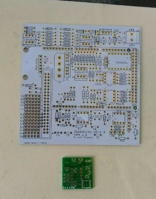 Speeduino 0.4.3 PCB + VR conditioner shield arduino megasquirt ecu standalone