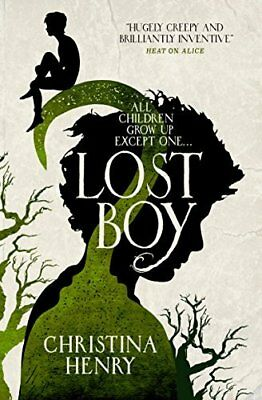 Lost Boy by Christina Henry New Paperback Book