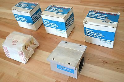 "*NEW* Thomson SPB20 Linear Pillow Block Bearings 1.25"" dia Bore -THK CNC DIY Kit"