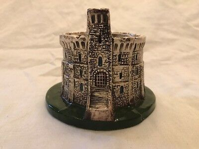 JOHN PUTNAM Heritage Houses English Porcelain The Round Tower Made in England