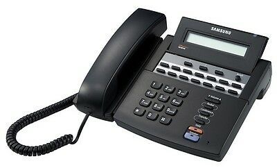 Samsung DS-5014S Business Telephone (Black)